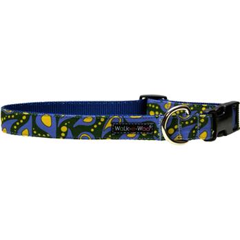 Walk-e-Woo Green Splash Collar